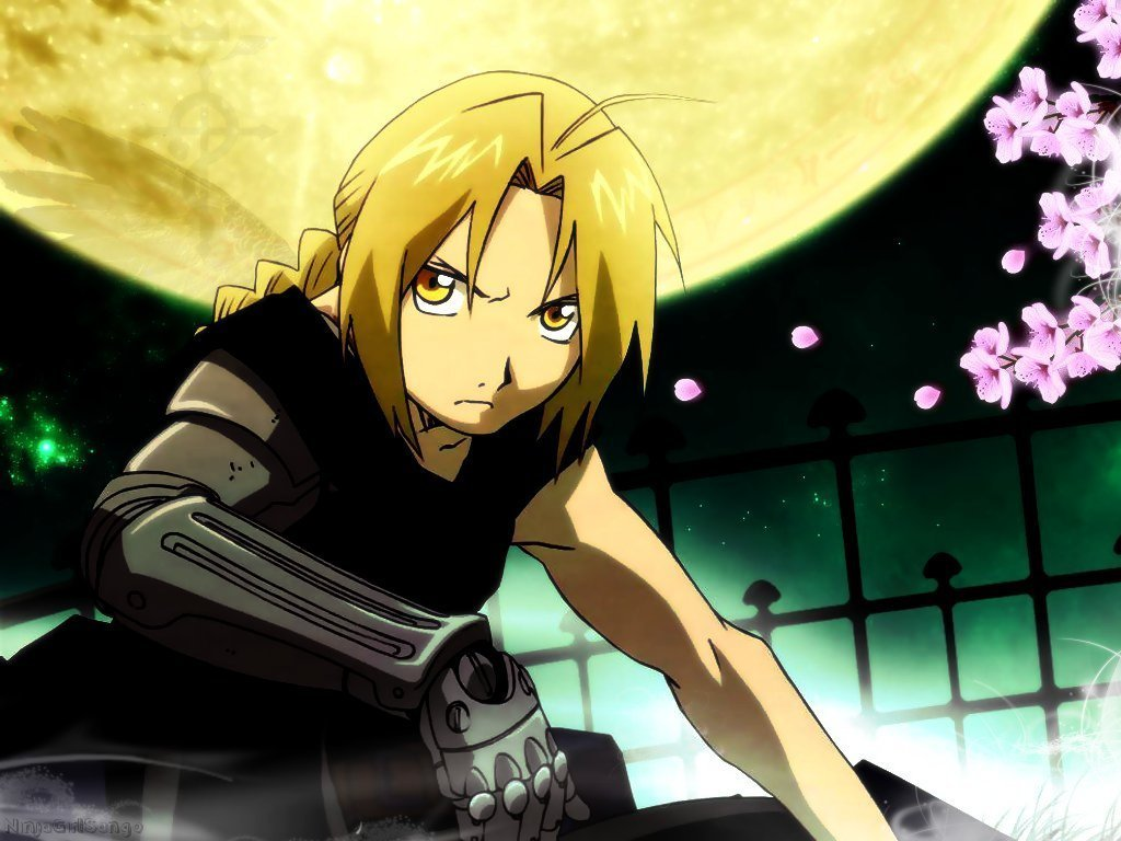 Full Metal Alchemist HD & Widescreen Wallpaper 0.211048673969606