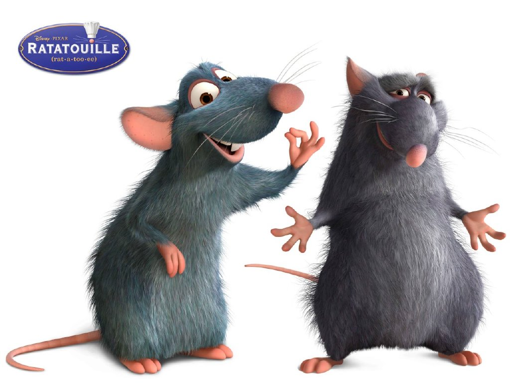 Bilinick: Ratatouille Movie Images And Wallpapers