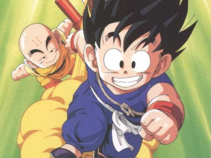 wallpapers dragon ball. all evolution wallpaper.