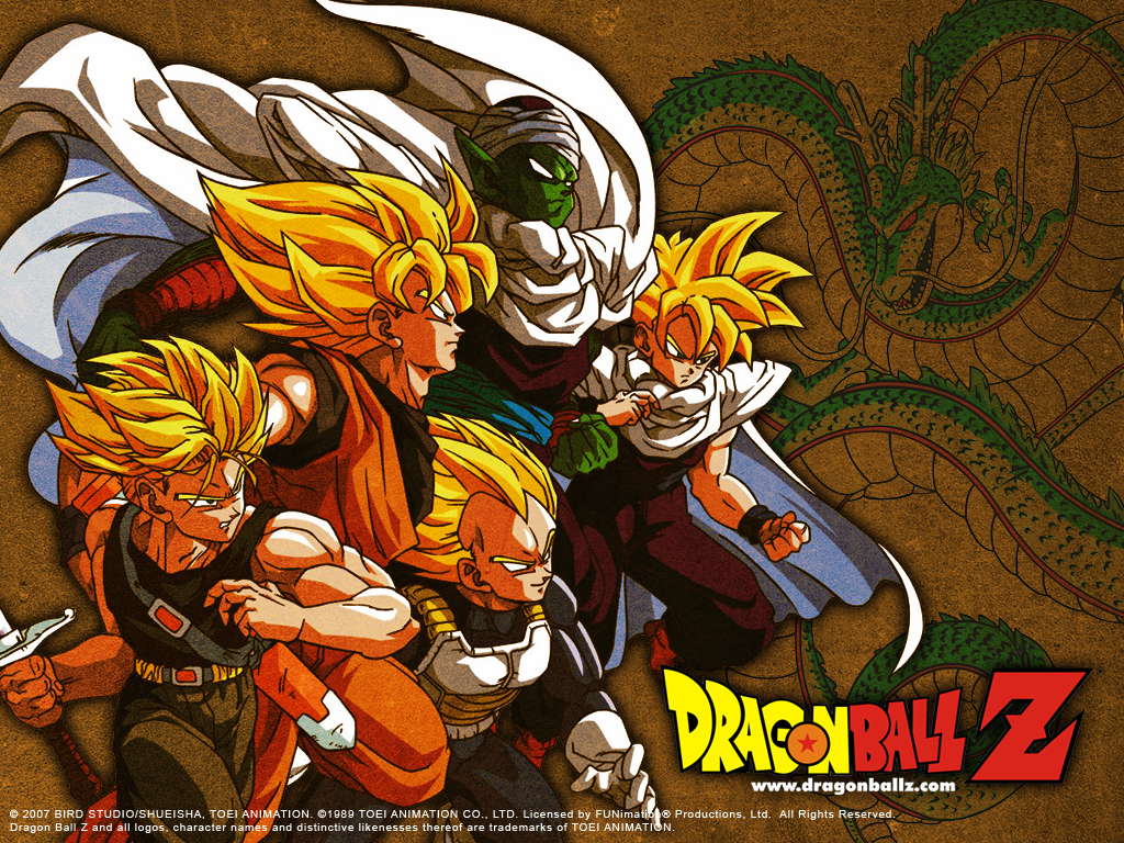 Dragon Ball HD & Widescreen Wallpaper 0.804934374380462