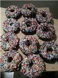 Chocolate Soap Donuts