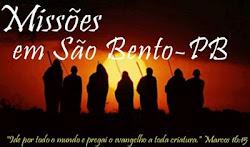 Blog - Missões em São Bento-PB