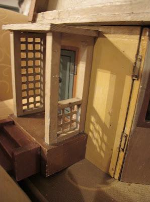 Susan S Mini Homes I Got Gottschalk Antique Dollhouse
