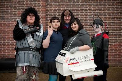 Namco Bandai Trek costumes picture, Namco Bandai Trek costumes images, Namco Bandai Trek costumes photo, Namco Bandai Trek costumes video