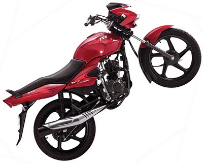 TVS Jive luanch india, TVS Jive Features, TVS Jive motorcycle Reviews, self-start version