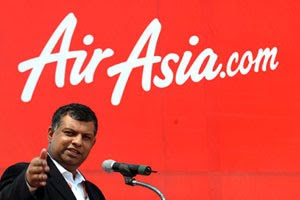 World's Best Airline AirAsia, flight bookings record, highest number of seat sales, AirAsia world record 2010, booking air tickets in airasia