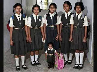 World's shortest living teenager photo, 2011 World's shortest living teenager, Jyoti Amge picture, Shortest Girl in the world 2011, Jyoti Amge Limca Book of Records 2011, Indian teen Jyoti Amge Guinness World Record 2011, world's shortest living woman, world's shortest living female 2011