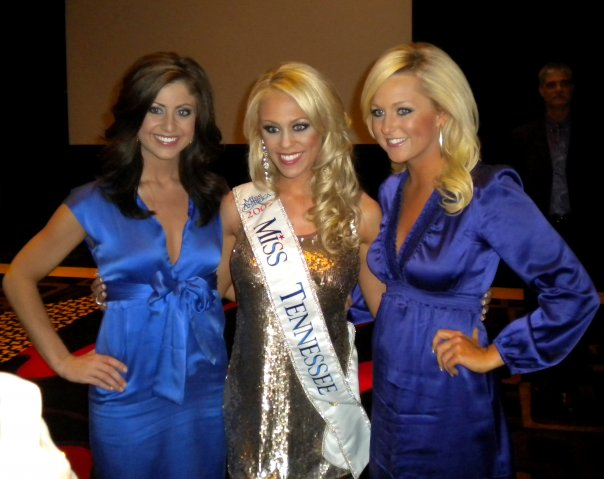 At Miss America supporting our Miss Tennessee Stefanie Wittler