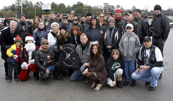 Chattanooga Toy Run