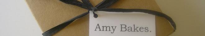 Amy Bakes