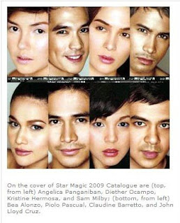 Philippine Showbiz Celebrity News, Angelica Panganiban, Diether Ocampo, Kristine Hermosa, Sam Milby, Bea Alonzo, Piolo Pascual, Claudine Barretto, John Lloyd Cruz