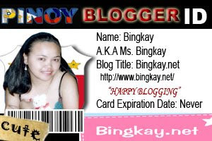 Bingkay, Filipino blog