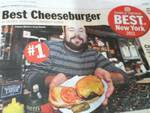 Corner Bistro Voted Best Cheeseburger