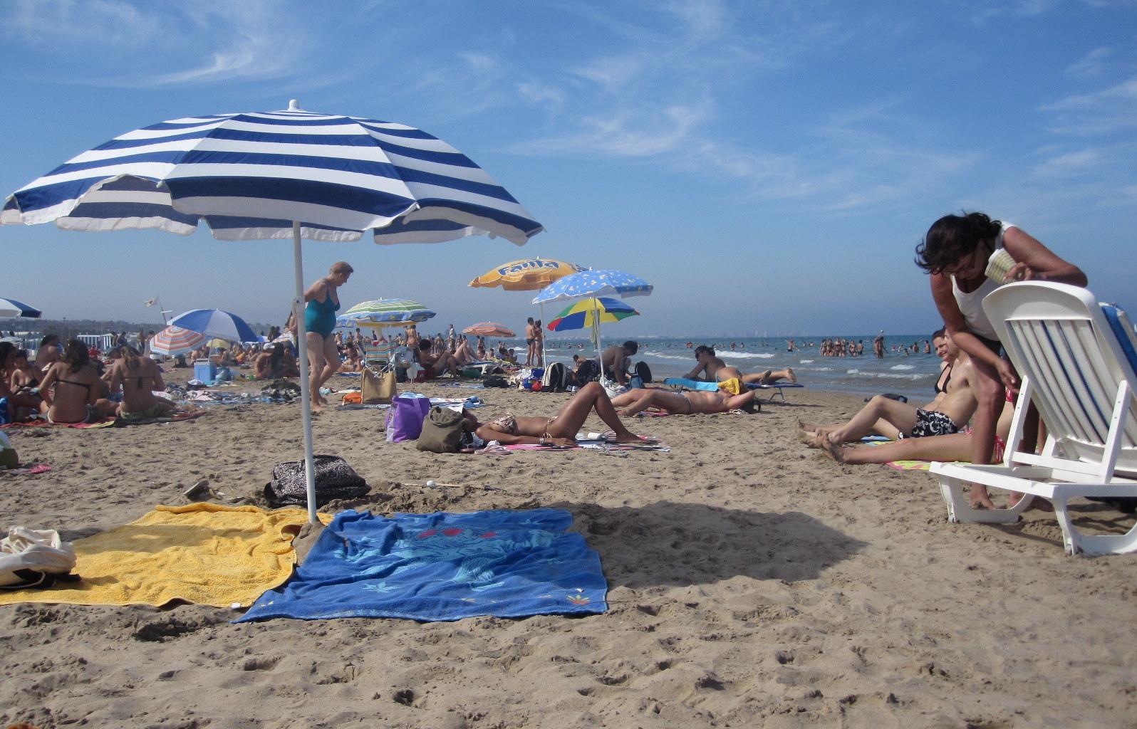Пляжные отели валенсии испания