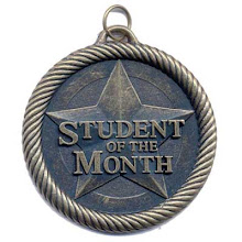 Who's going to be our next student of the month?
