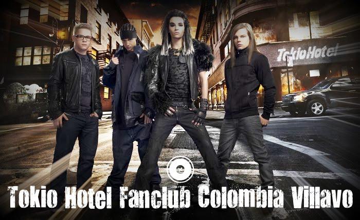 Tokio Hotel Fanclub Colombia Villavicencio