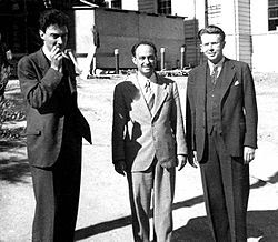 Oppenheimer Fermi Lawrence