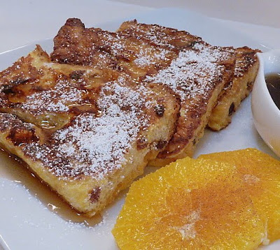 Panettone French Toast | Wives with Knives