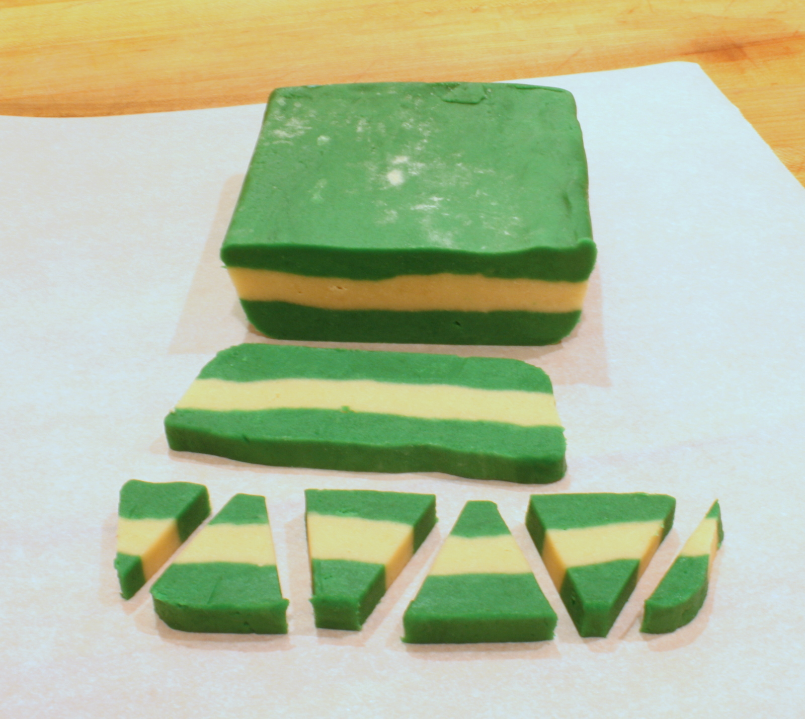 Christmas Tree Sugar Cookies | Wives with Knives