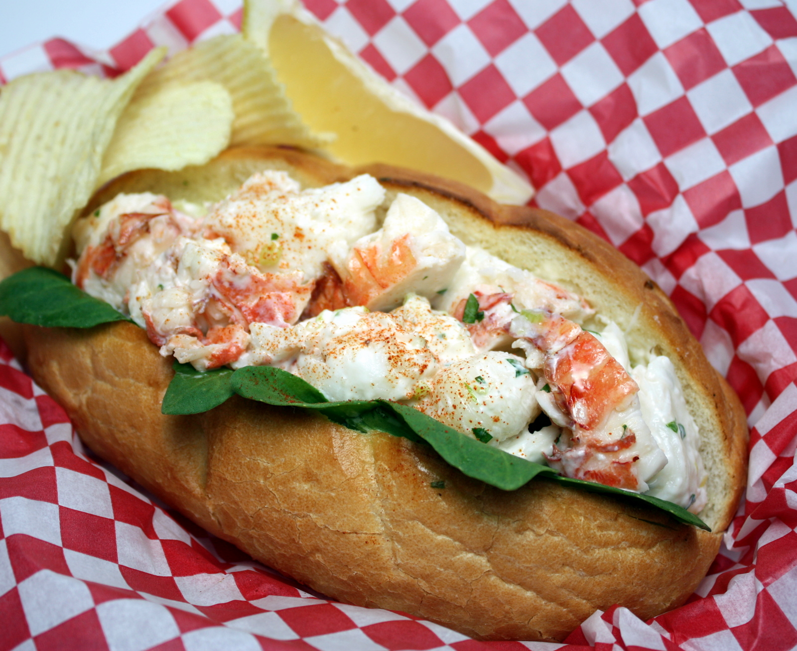 Lobster Rolls | Wives with Knives