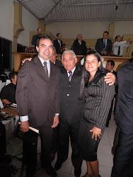 Foto do dia da consagração a Evangelista