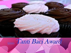 Tanti Baci Award! :)
