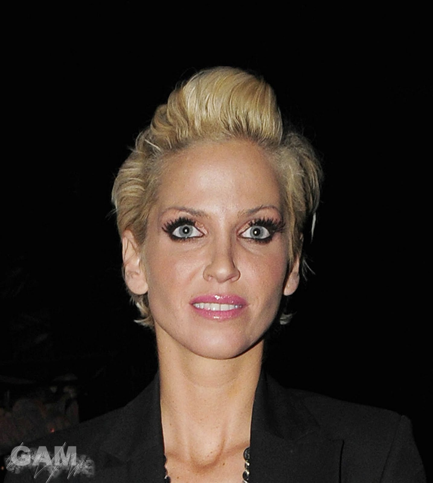 Sarah Harding Uncertain About 'Girls Aloud' Future