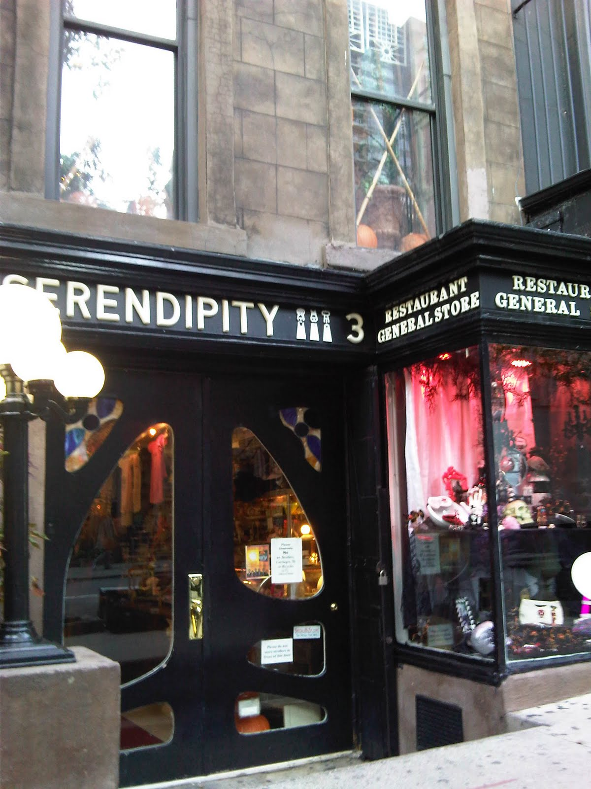Food Review: Serendipity 3, New York