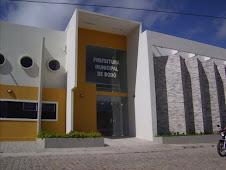 PREFEITURA MUNICIPAL DE BODÓ