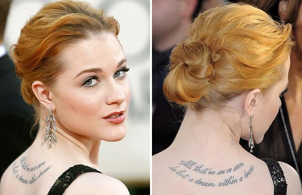 celebrities tattoos. best celebrity tattoos.
