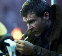 Times are tough when Harrison Ford is forced to eat noodles in a roadside cafe...