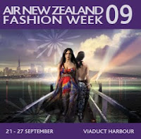 Air NZ Fashion Week 2009 logo