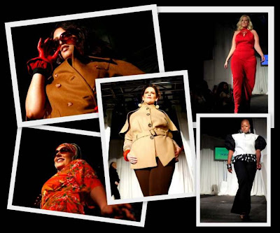 New York's Full Figured Fashion Week