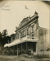 the original opening of the Victoria, 1912
