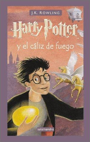 harry potter y el calis de fuego: