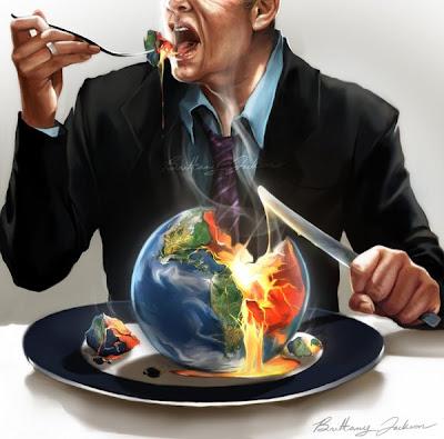 Eating World Art