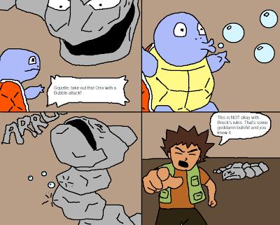 Funny Pokemon Comic