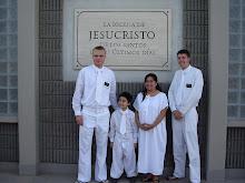 Maximo and Gloria's baptism!