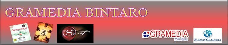 Gramedia Bintaro
