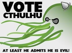 Vote Cthulhu