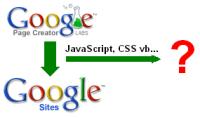 Google Page Creator taşınıyor