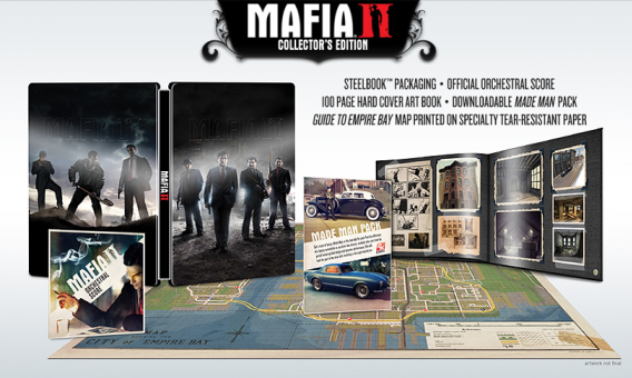 MAFIA 2 Collector's Edition
