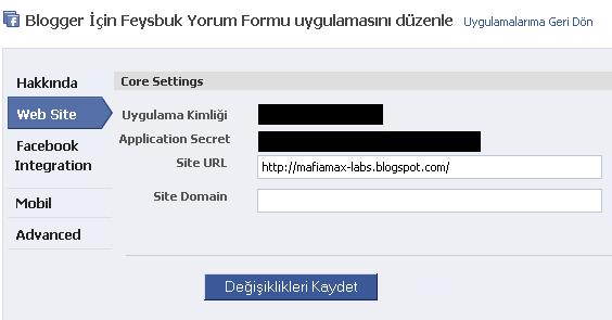 Web Site URL