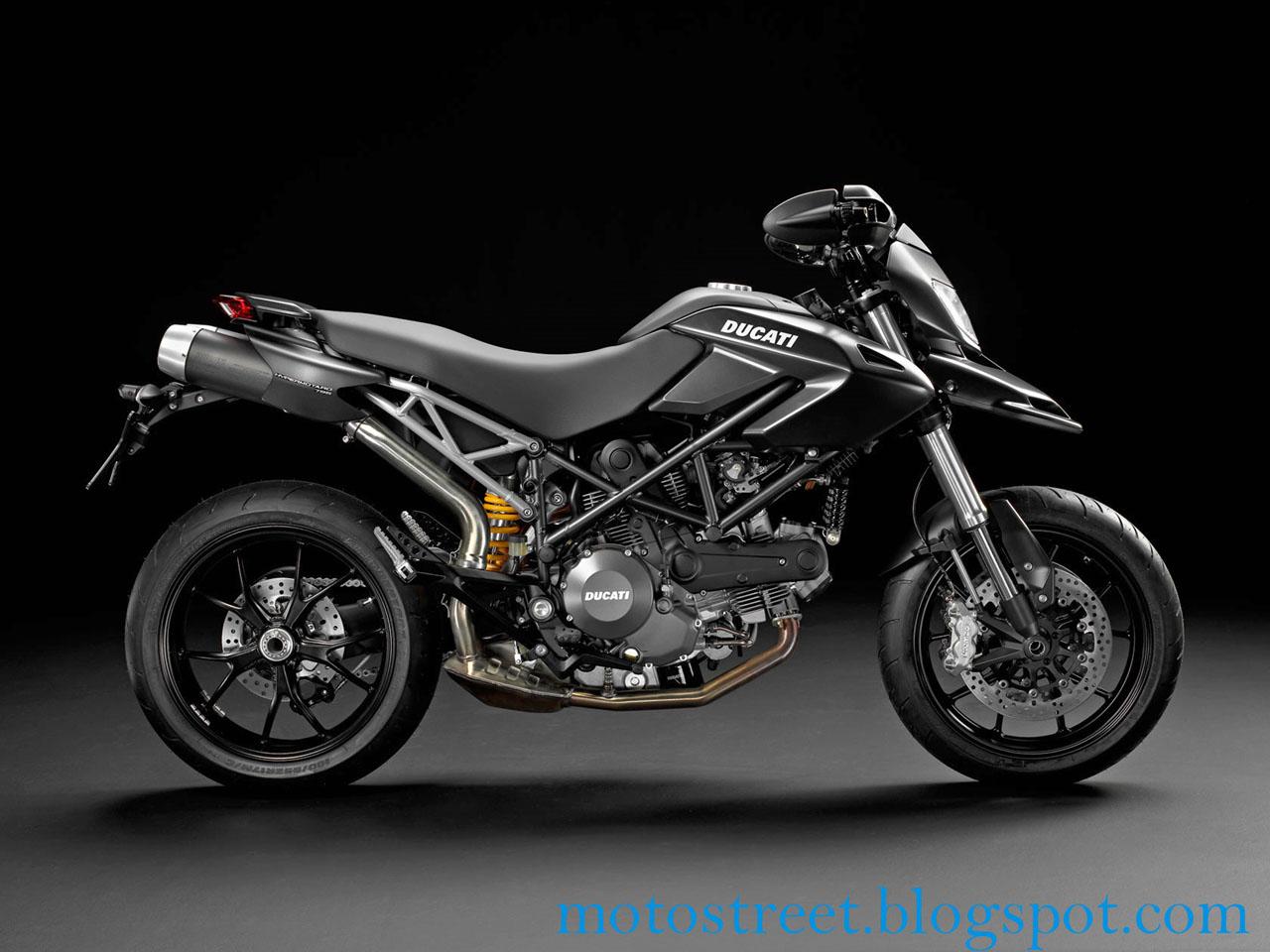 2011 Ducati Hypermotard 796   Motostreet