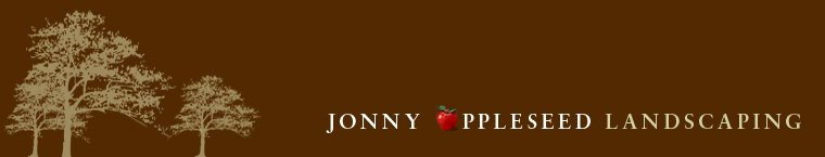 Jonny Appleseed Landscaping Blog