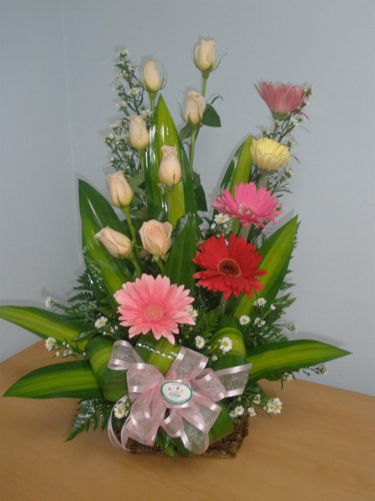 Centros de mesa flores naturales car interior design - Centros de plantas naturales ...