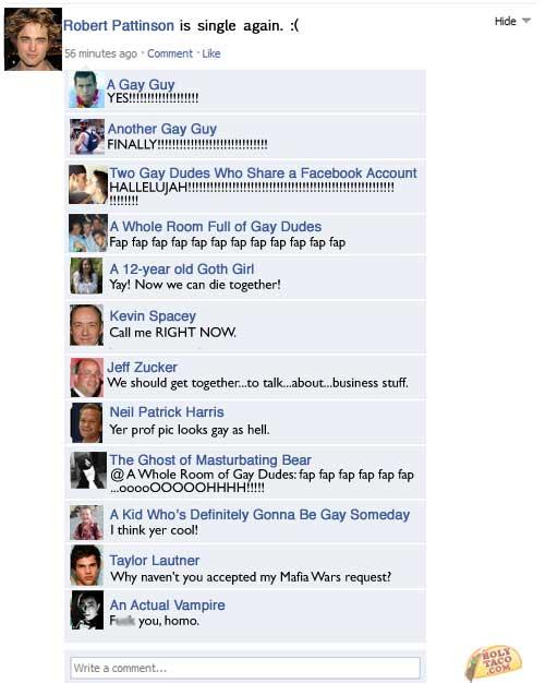 funny facebook status quotes. makeup funny facebook status