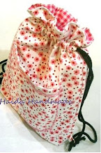 drawstring backpack - RM22