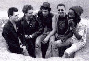 Marco on the bass terrorists late 70s new york city based punky the band was formed by a group of white new york city kids who were punk ska dub and reggae freaks at the same time that bob marley the wailers publicscrutiny Choice Image