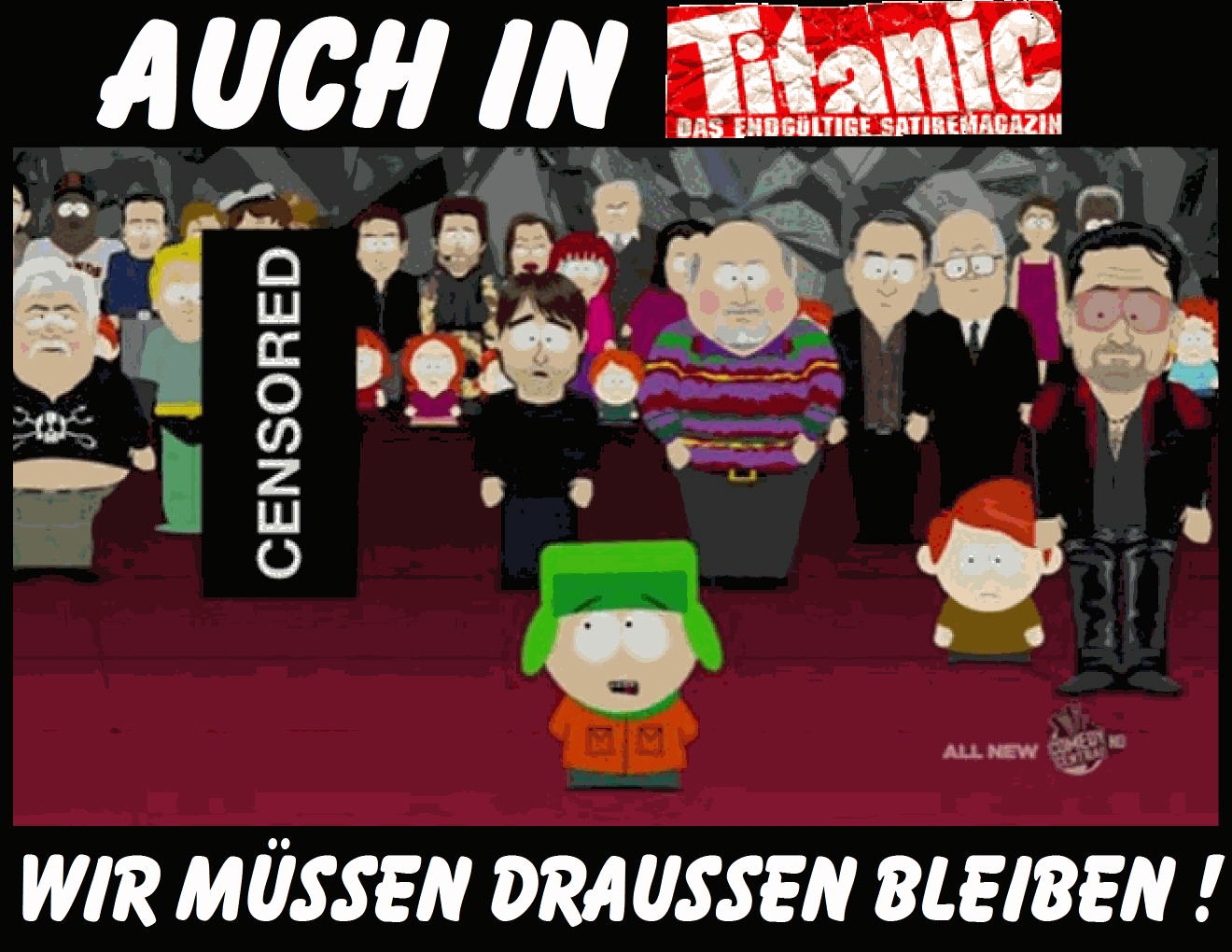 south park figuren namen